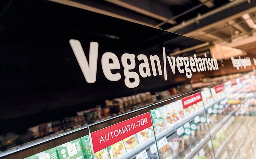 Erster veganer Supermarkt eröffnet
