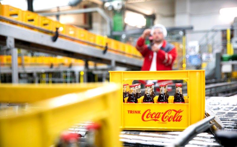 Global: Coca Cola baut 2.200 Stellen ab