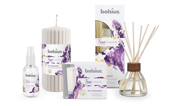 bolsius: True Scents und True Moods
