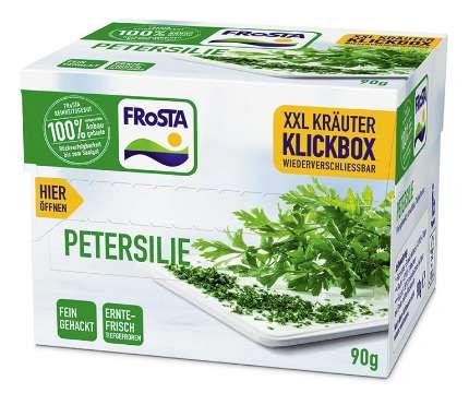 FRoSTA: FRoSTA XXL-Kräuter-Klickbox