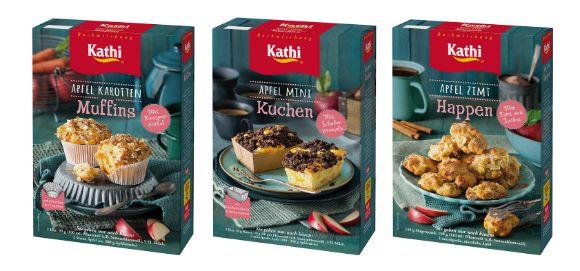 Kathi: Apfel Kleingebäcke