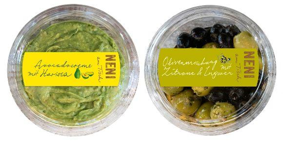 NENI: 2 neue orientalisch-sommerliche Feinkostprodukte