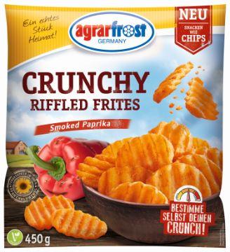 Agrarfrost: Crunchy Riffled Frites