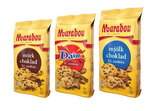 Marabou: Marabou XL Cookies