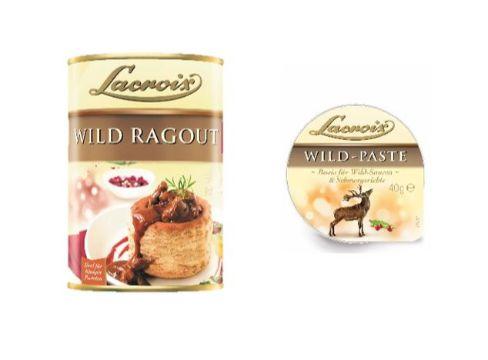 Lacroix: Wild Ragout & Wild Paste