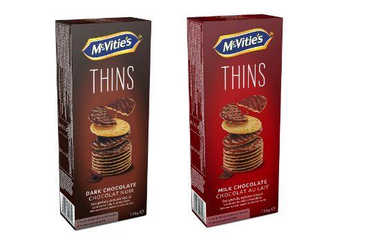 McVitie`s: McVitie`s THINS