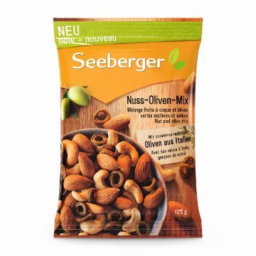 Seeberger: Nuss-Oliven-Mix