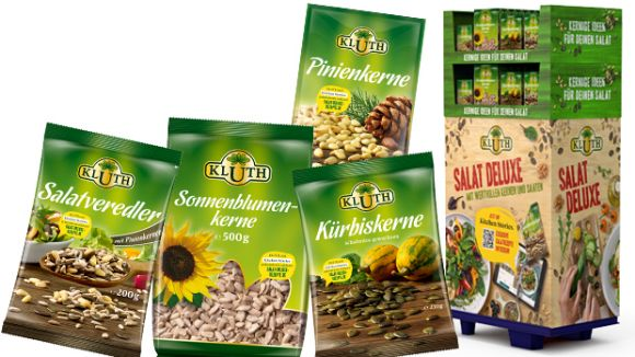 KLUTH: Salat Deluxe – KLUTH Multichannel Rezept Promotion