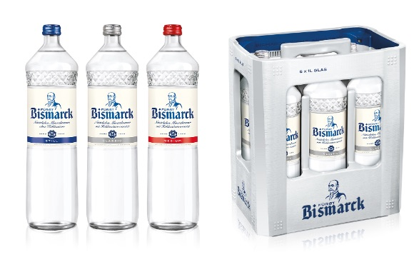 Fürst Bismarck: Fürst Bismarck Mineralwasser