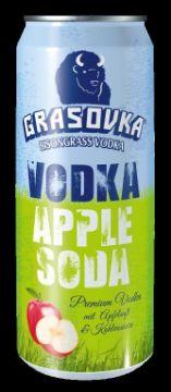 Diversa Spezialitäten GmbH: Vodka Apple Soda