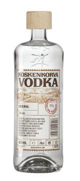 Diversa Spezialitäten GmbH: Koskenkorva Wodka