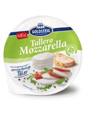 GOLDSTEIG Käsereien Bayerwald GmbH: Tallero Mozzarella