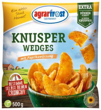Agrarfrost: Knusper Wedges