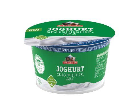 Molkerei Berchtesgadener Land: Joghurt griechischer Art