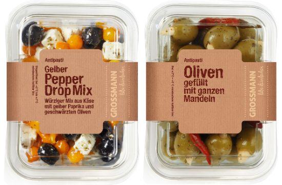 Grossmann: Neue Oliven- und Antipasti-Variationen