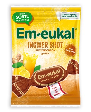 Em-eukal: Em-eukal Ingwer Shot