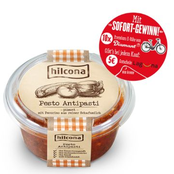 Hilcona: Hilcona Pesto Tradizionale