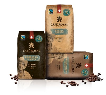 Café Royal: Die Impact-Range mit Fairtrade-Zertifizierung