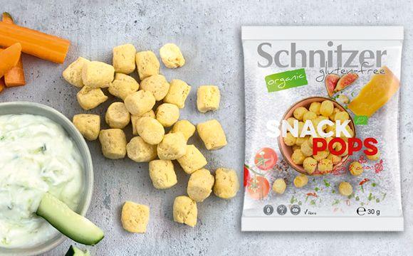 Schnitzer gluten-free: Snack Pops