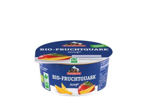 Berchtesgadener Land: Bio-Fruchtquark Faire Mango
