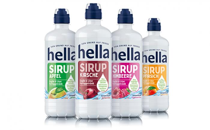 hella Sirup