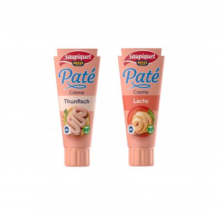 Saupiquet Paté Creme