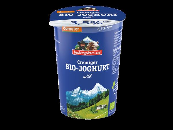 DEMETER Cremiger Bio-Joghurt mild, 3,5% Fett