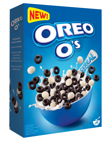 Oreo O's Cerealien