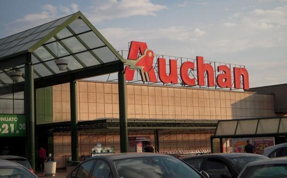 Frankreich: Reorganisation bei Auchan