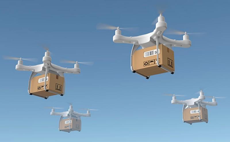 Walmart liefert in Arkansas per Drohne