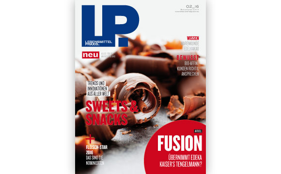 Ausgabe 02 vom 29. Januar 2016: Sweets & Snacks