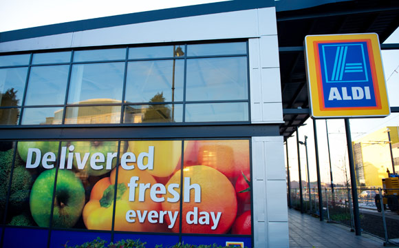 Aldi: Zieht Expansionstempo in UK an