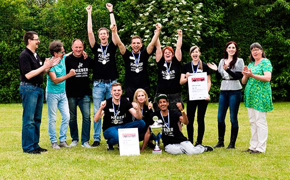 Neuwieder Sommercamp 2016:STAR TEAMS ausgezeichnet
