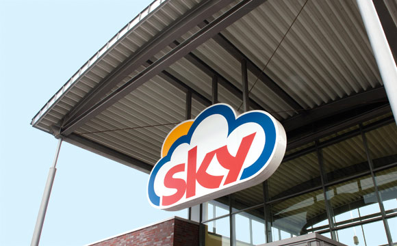 Übernahme von Sky-Märkten