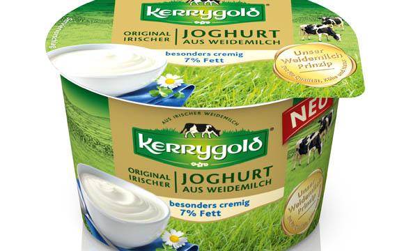 Kerrygold Ornua:Dachmarke Kerrygold: Jetzt auch Joghurt