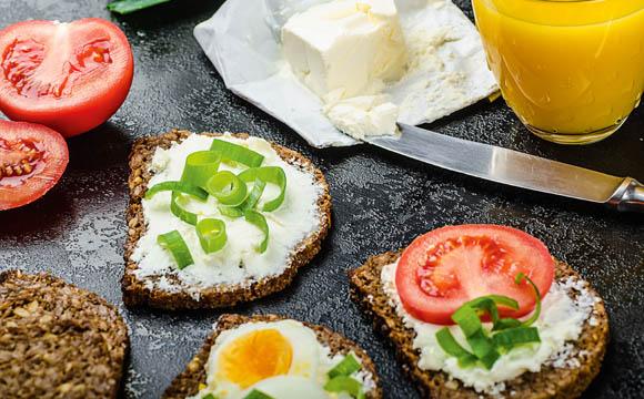 Brot und Backwaren: Stulle auf die Hand