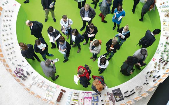 Biofach Nürnberg:Bewegte Messe