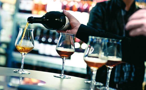 Bier:Alles nur Zierde?