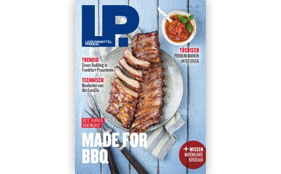 Ausgabe 06 vom 30 März 2016: Made for BBQ
