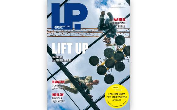 Ausgabe 10 vom 03. Juni 2016: Lift up