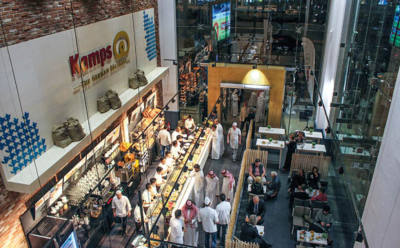 Neue Läden