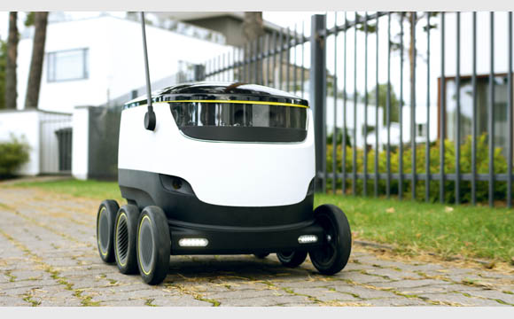 JD.com liefert mit Robotern aus