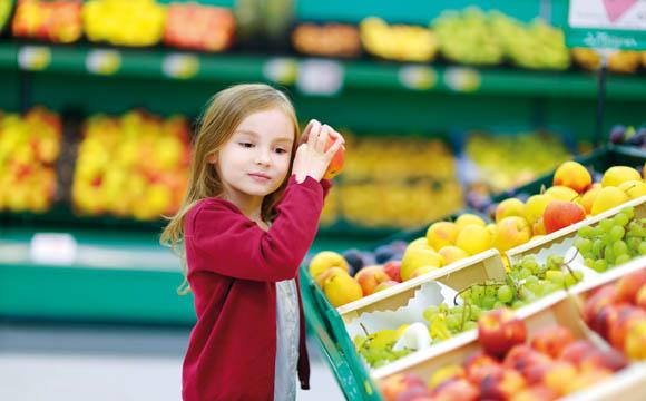 Kindernahrung: Gesund ins Leben