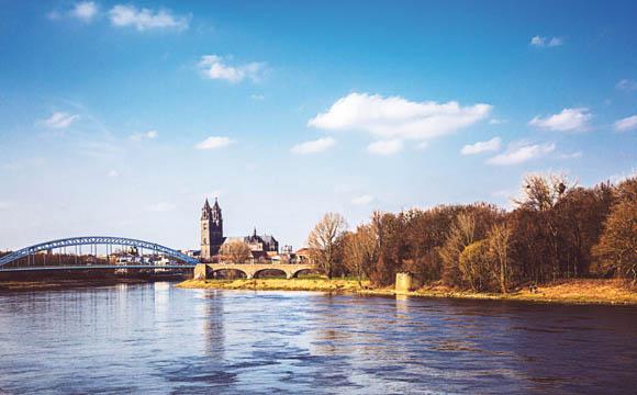 Länderreport Sachsen-Anhalt:Brücken bauen
