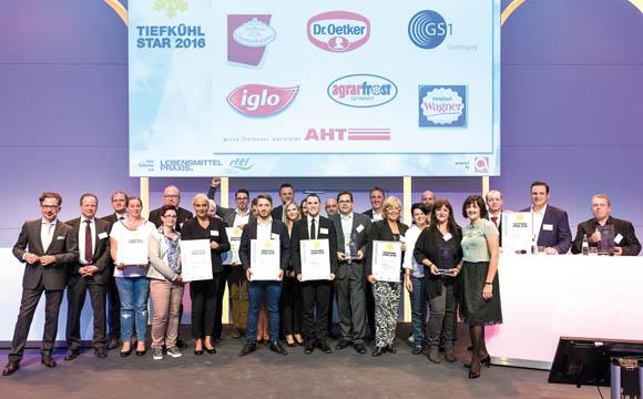 Tiefkühl-Star 2016 Preisverleihung: Ideenbörse für TKK