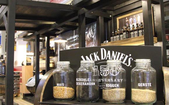 Jack Daniels:Klassiker auf Reisen