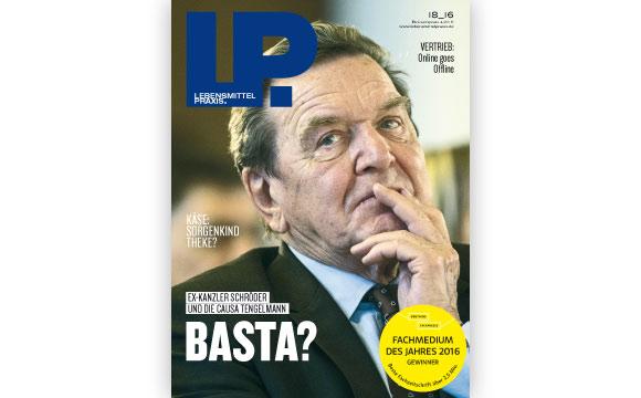 Ausgabe 18 vom 8. November 2016:Basta?
