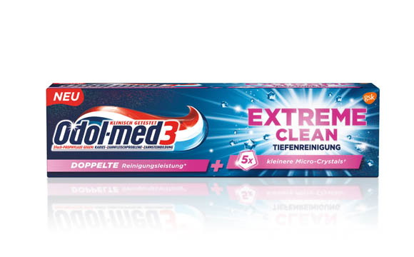 Odol-med3 Extreme Clean / Glaxo Smith Kline Consumer Healthcare
