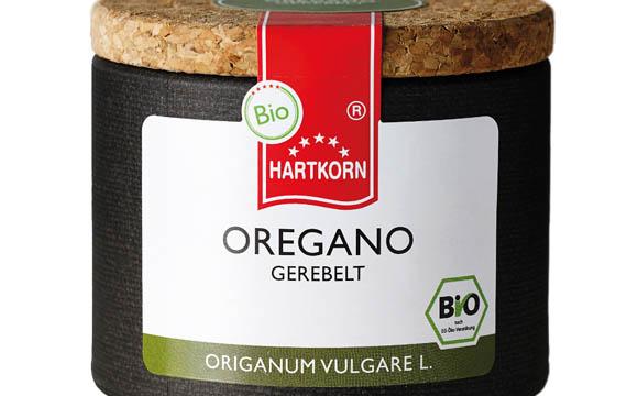 Bio Kräuter Sortiment / Hartkorn Gewürzmühle