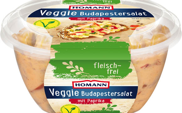Homann Veggie Salate / Homann Feinkost
